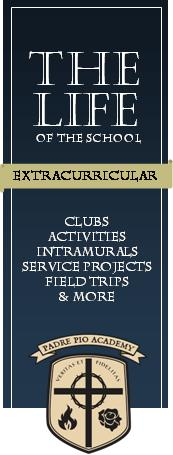 Extracurricular page banner